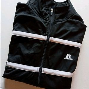 VINTAGE RUSSELL ATHLETIC TRACK JACKET XL